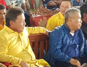 Pilgub Lampung, Rekomendasi DPP PAN Tetap Untuk Arinal