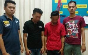 Oknum Wartawan Ditangkap Satres Narkoba Tulangbawang