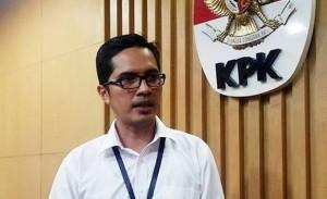 Ketua DPRD Lampung Tengah Ditahan KPK