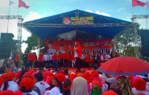 Winarti Ajak Masyarakat Pilih Jokowi-Ma'ruf