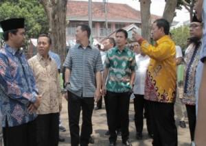 Kerja Sama Dengan Bakrie Group, Gubernur Akan Bangun Masjid