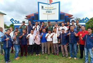 Personel Dandim Waykanan Ikut Pelatihan Pengamanan Pemilu