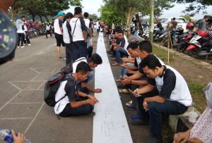 Panwaskab Pringsewu Ajak Masyarakat Kawal Pilgub Lampung