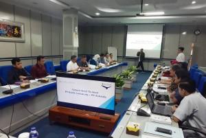 Bank Lampung Dan Askrida Kerja Sama Pertukaran Data