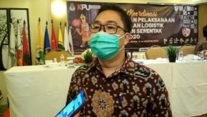 KPU Lampung Bahas Keperluan Logistik Pilkada Serentak