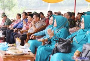 Lambar Komitmen Bangun Budaya Gotong Royong