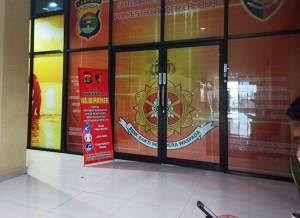 Kasus OTT, Polisi Minta Wartawan Tinggalkan Ruang Satreskrim