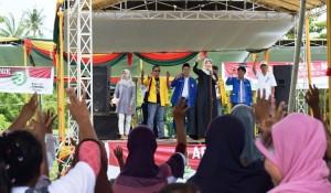 Mau Petani Berubah, Nunik Ajak Bangun Lampung Bersama
