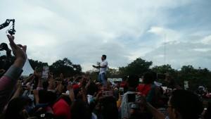 Kampanye Akbar Arinal-Nunik, Wali Hipnotis Ribuan Masyarakat Lamteng