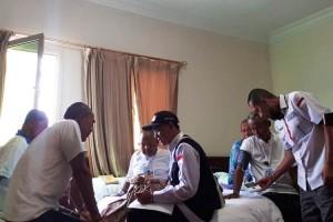 PPIH Beri Penyuluhan Kesehatan Bagi Jemaah