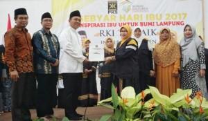 BPKK PKS Lampung Kontrak Politik Dengan Bacagub Mustafa
