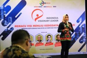 Bupati Tulangbawang Paparkan 25 Program BMW Di Indonesia Visionary Leader