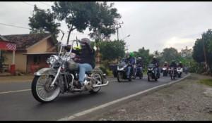IPC Panjang Gelar Saturday Morning Riding Tour De Krui