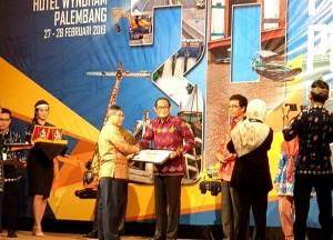 UBL Raih Penghargaan Percepatan Sertifikasi Kompetensi Kerja Se-Sumbagsel