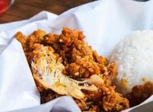 Chicken Crush Di MBK, Manjakan Pecinta Ayam Geprek