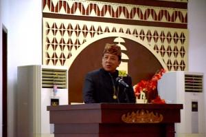 Bangun <i>sport Center</i>, Arinal Ingin Lampung Jadi Tuan Rumah PON