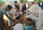 Kakak Riana Sari Dimakamkan Di TPU Wayhui