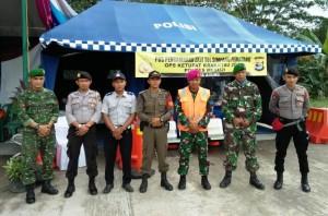 TNI Bersama Polri Pantau Mudik Lebaran 2019