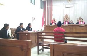 Mantan Hakim PN Liwa Divonis Tujuh Tahun Penjara