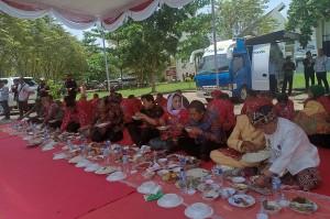 Mepud Lesung Festival Megou Pak Diikuti 2.500 Peserta