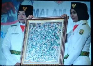 Lukisan Mantan Wagub Terjual Rp40 Juta