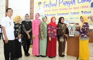 Lamtim Gelar Festival Pangan Lokal