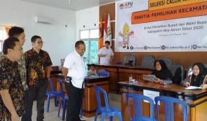 Polda Lampung Akan Monitor Pilkada Waykanan