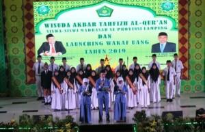 Pemprov Lampung Dukung Program Tahfizh Al-Quran