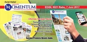 Koran Harianmomentum Edisi 0021