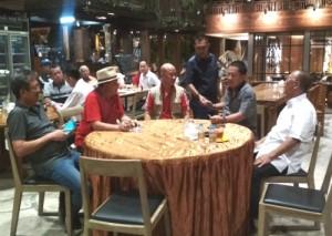 Gubernur Silaturahmi Dengan Sejumlah Tokoh