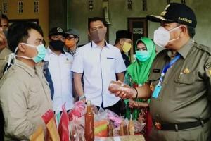 Gubernur Motivasi Petani Kopi Di Ulubelu