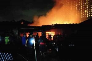 Klenteng Di Bumiwaras Ludes Terbakar
