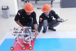 Kontes Robot Indonesia, UBL Masuk Babak Final