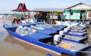 Diskan Tulangbawang Siapkan Bantuan Perahu Nelayan