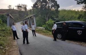 Cegah Truk Angkutan Batubara Melintas, Dishub Waykanan Patroli Di Jalan Poros