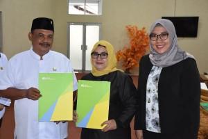 DPRD Lamteng Kerjasama Dengan BPJS Ketenagakerjaan