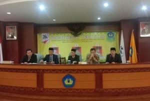 Raih Suara Terbanyak, Karomani Rektor Unila 2019-2024