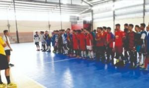 Seleksi Akhir Tim Pra PON, AFP Lampung Panggil 17 Pemain