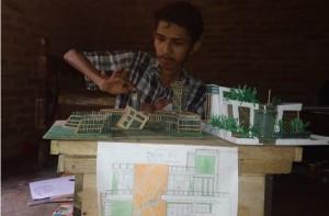 Winarti Fasilitasi Pemuda Lumpuh Berbakat Dapat Bea Siswa