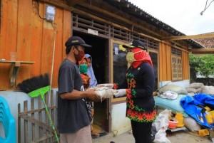 Pemkab Tuba Kucurkan Rp1,5 Miliar Untuk Korban Bencana Puting Beliung