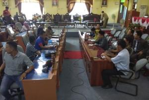 Soal Hak Angket, Anggota DPRD Lamtim Koordinasi Pimpinan