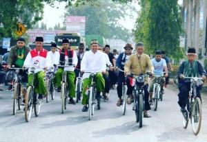 Ratusan Peserta Meriahkan Gowez Santri Nusantara
