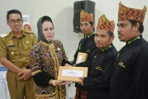 Lamtim Juara Umum Festival Qasidah Tingkat Provinsi