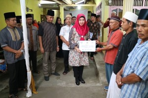 Safari Ramadan, Bupati Sampaikan Program Pembangunan Di Limau