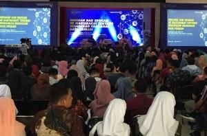 Dosen IIB Darmajaya Jadi Pembicara Seminar Badan Siber