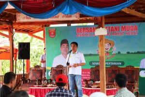 HKTI Dorong Pemuda Memajukan Pertanian