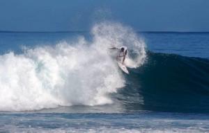 Surfing Internasional, Rio Waida Gagal Pertahankan Prestasi