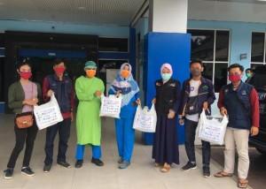 ACT Lampung Salurkan Bantuan APD Untuk Tiga Rumah Sakit
