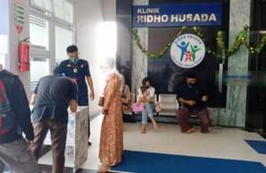 Klinik Ridho Dan RS GMC Layani Rapit Tes Covid-19