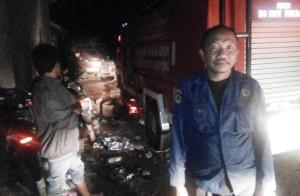 Tiga Jam, Petugas Belum Bisa Padamkan Kebakaran Di Pesawaran
